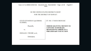 Hawaii travel document holder images 9th circuit will hear travel ban suit in may cnnpolitics jpg
