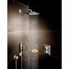Grohe Shower Systems Bathroom Grohe Hand Held Shower Head And Grohe Rain Shower System