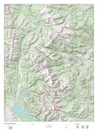 Colorado National Parks Map by Mytopo Custom Topo Maps Aerial Photos Online Maps And Map