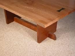 Custom Coffee Table by Sycamore Rustic Slab Custom Coffee Table Dumond U0027s Furniture