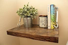 Floating Nightstand Shelf Amazon Com Floating Nightstands For Bedroom Great For Small