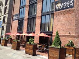 Patio Tavern Boston Patio Brunch At Granary Tavern In Downtown Boston