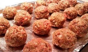 cuisiner viande voici comment cuisiner les meilleures boulettes de viande une