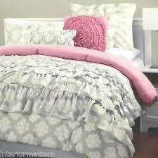 White Ruffle Duvet Cover Queen 35 Best I Love Bedspreads Images On Pinterest Duvet Cover Sets