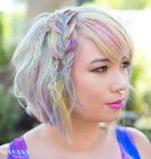 Colorful Hair Dye Ideas 16 Cool Multi Colored Hair Ideas How To Get Multi Color Hair Dye