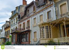 facades victorian style stock image image 32212751