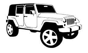 glitter jeep wrangler free jeep svg cut files craftables