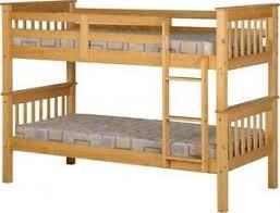 neptune pine light oak effect bunk bed bedroom furniture free
