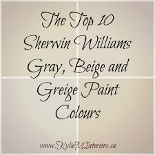 Paint Color Wheel Sherwin Williams Sherwin Williams 5 Of The Best Neutral Beige Paint Colours