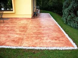 Stamped Concrete Patio Prices by Poured Concrete Patio Cost Google Search Outdoor Living