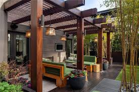 Patio Designs With Pergola by Stunning Furniture Home Patio Inspiring Design Complete Pleasant