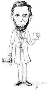 abraham lincoln coloring pages printable images kids aim