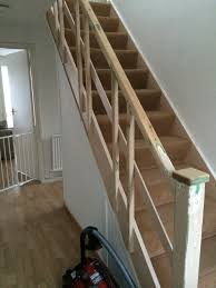 Sanding Banister How To Refurbish Your Banister U2013 Wood Create