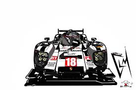 porsche hybrid 919 porsche 919 hybrid 2014 by clm edition by chargerlemans on deviantart