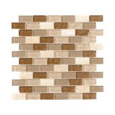 Onyx Homes Floor Plans by Onyx Accent Wall Mosaic Tile Tile The Home Depot