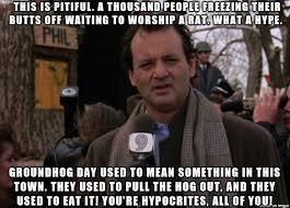 Groundhog Meme - groundhog day meme on imgur