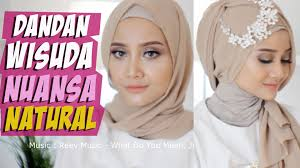 review tutorial make up natural wardah tutorial make up natural wardah untuk wisuda saubhaya makeup