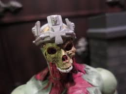triple a halloween horror nights action figure barbecue 31 days of toy terror lives triple h from