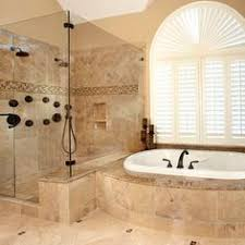 tiled shower ideas for bathrooms mediterranean master bathroom find more amazing designs on
