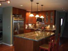 Ikea Mediumbrown Adel Kitchen Cabinets Like The Glass With The - Medium brown kitchen cabinets