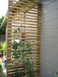 privacy screen trellis u2013 more modern but it provides lots of