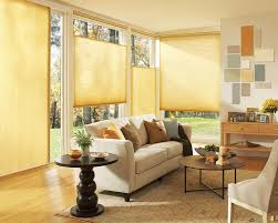 wonderful window treatments ideas for family room doors and windows in