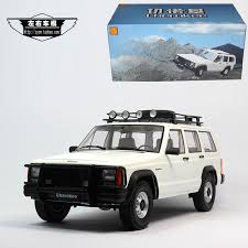 jeep cherokee toy brand new 1 18 scale car model toys beijing jeep cherokee suv