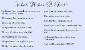 Comforting Love Poems Uu27itu Love Poems For Dad