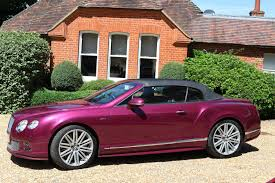 bentley convertible creighton ward