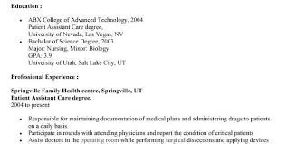 Patient Care Technician Resume Sample by 100 Emt Resume Skills Perfect Emt Resume Google Search Irma