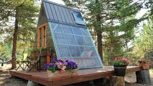 small a frame cabins builds tiny a frame cabin for just 700