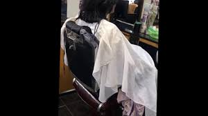 haircut in men saloon entry only subscribe for full video