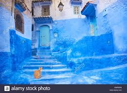 chefchaouen chaouen is noted for its buildings in shades of