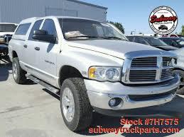 Used Dodge Dakota Truck Parts - used 2005 dodge ram 5 7l laramie 4x4 parts sacramento