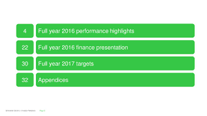 schneider electric logo schneider electric se 2016 q4 results earnings call slides