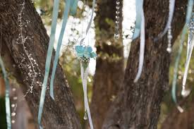 hanging wedding tree decorations inspired wedding
