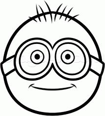 draw minion kids step step characters pop