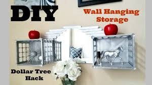 diy mirror room storage and organization using dollar store items