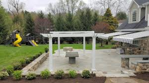Retractable Pergola Awnings by Pergola Awnings Westchester County Ny Gs U0026 S Awnings