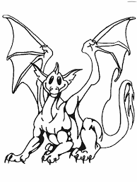 dragons coloring pages pictures to color cute with images of happy birthday cake