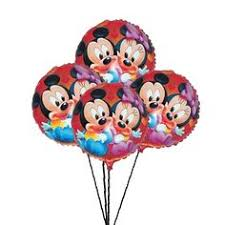 birthday balloons delivery for kids donald duck printed balloon for kid s birthday send birthday