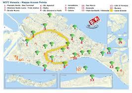 venice vaporetto map veneziaunica city pass