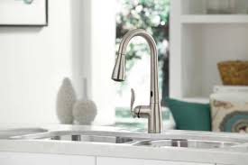 touch free kitchen faucet delta free kitchen faucet captainwalt