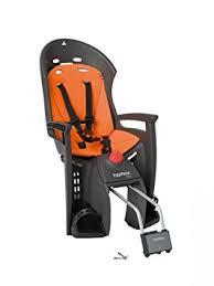 siege enfants velo hamax siesta siège enfant pour vélo gris orange amazon fr sports