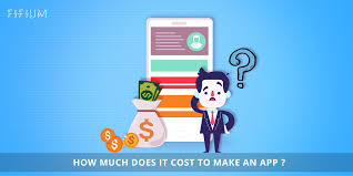 What Does It Cost To by What Does It Cost To Develop An App Archives Fifium