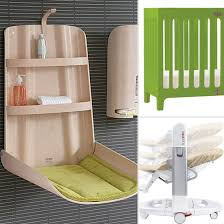 Nursery Furniture For Small Spaces - space saving changing table for nursery baby pinterest baby