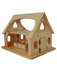 Toy Barns Stables U0026 Barns Elves U0026 Angels Heirloom Quality Wooden Toys