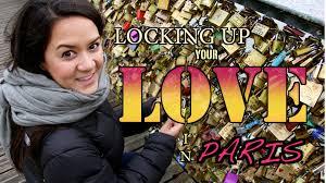 From Paris With Love Meme - love lock bridge in paris youtube