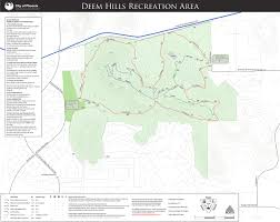 Kingman Arizona Map by Circumference Trail Deem Hills U2022 Hiking U2022 Arizona U2022 Hikearizona Com