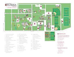 K State Campus Map by Visit Campus Experience Eureka Eureka College